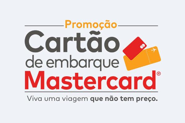 Promoção cartão de embarque