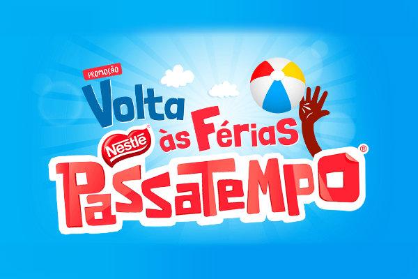 Promoção Nestlé Passatempo