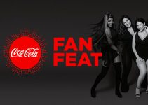 coca cola fan feat