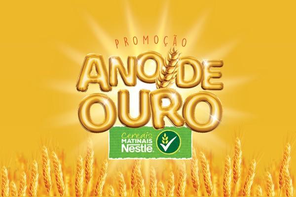Promoção cereais Nestlé