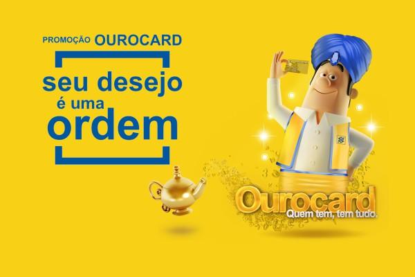 promoção desejos ourocard