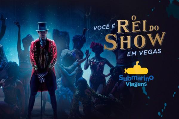 promoção rei do show