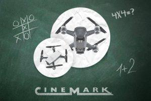 concurso cinemark drone