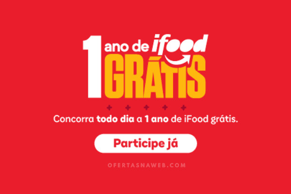 Promoção iFood 2018