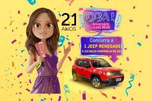 promoção ganhe jeep