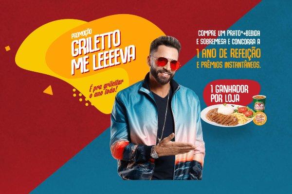 Promoção Griletto 2018