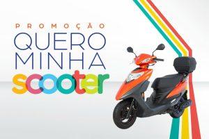 promoção minha scooter