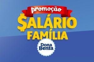 promoção salário família