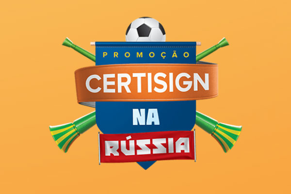 Promoção Certisign na Rússia