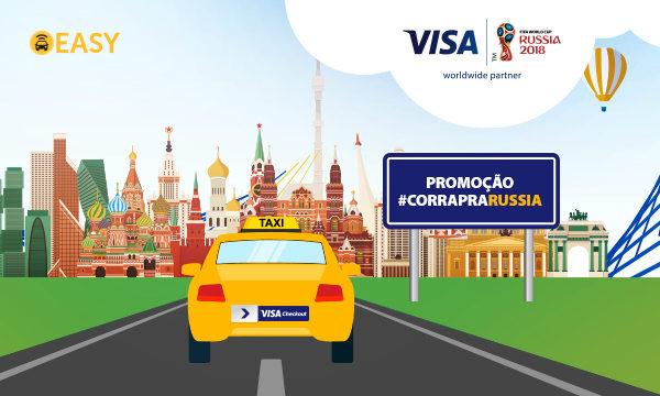 Promoção corra pra Rússia