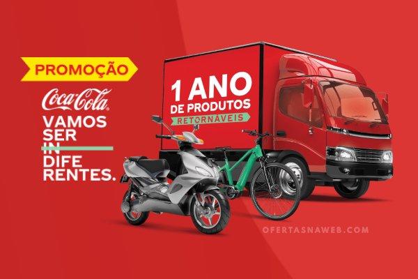 promoção coca cola 2018