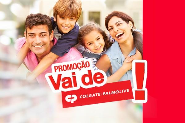 Promoção vai de Colgate Palmolive