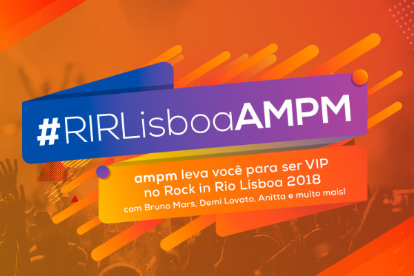 Concurso Rock in Rio Lisboa
