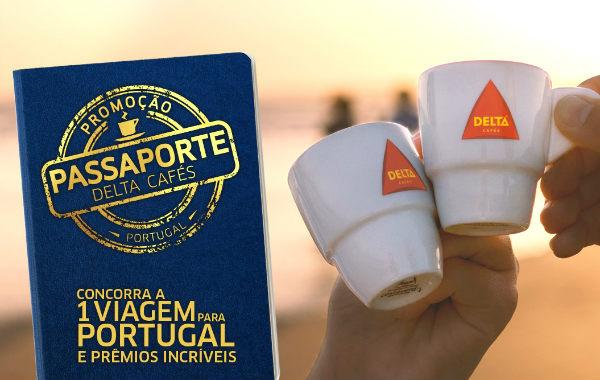 Passaporte Delta Cafés