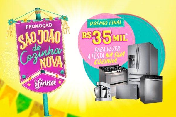 Promoção Finna São João