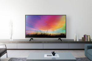 TV de LED em sua casa