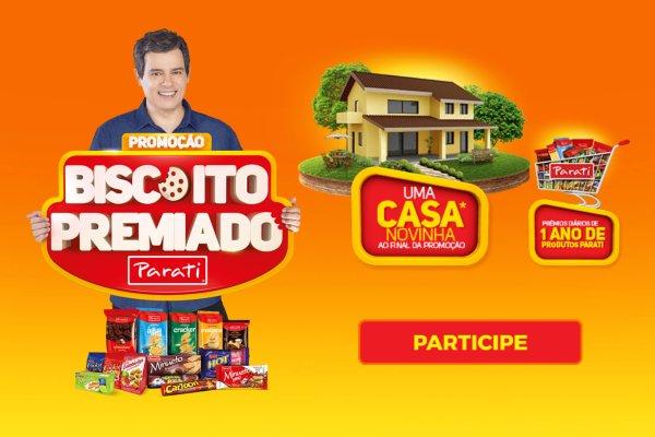 Promoção Biscoito Premiado