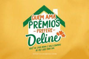 promoção margarina deline