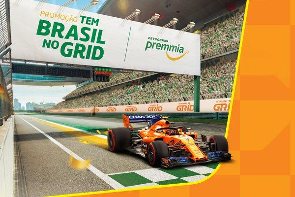 ingressos para o GP Brasil F1