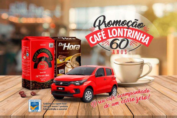 Promoção Café Lontrinha