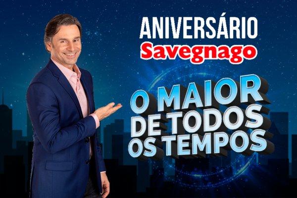 Aniversário Premiado Savegnago
