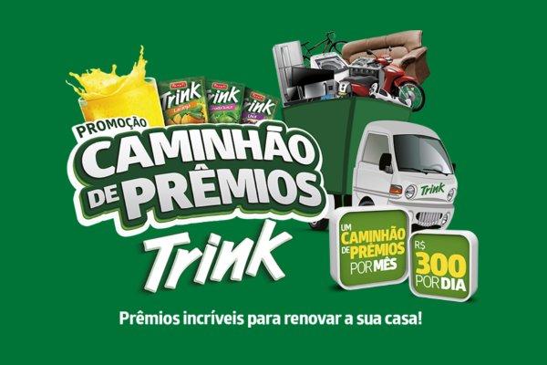 Promoção caminhão de prêmios