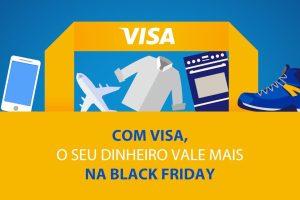 promoção black friday visa