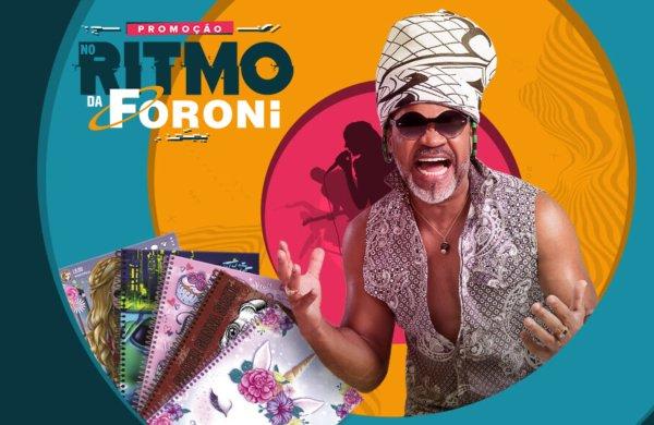 Promoção ritmo Foroni