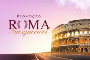 viagem para roma
