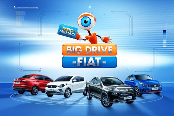 promoção fiat big drive