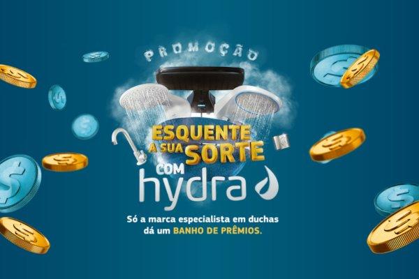 promoção hydra