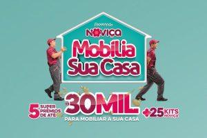 promoção mobilia casa