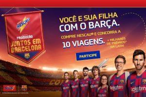 promoção juntos em barcelona