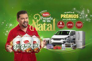 promoção presente natal